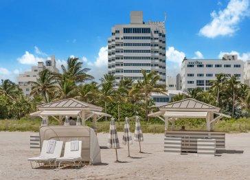 3 Room Art Deco Oceanfront Suite at Shelborne South Beach