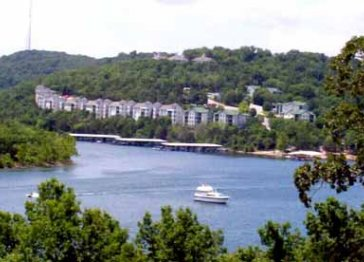 Table Rock Lake Condo - Branson Missouri - Secluded Mountain Resort