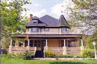 The Kirby House