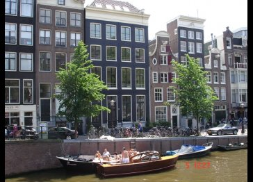 Amsterdam Heren Bed and Breakfast