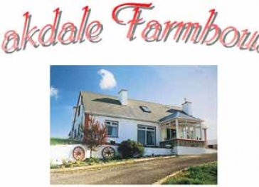 OAKDALE FARMHOUSE B&B