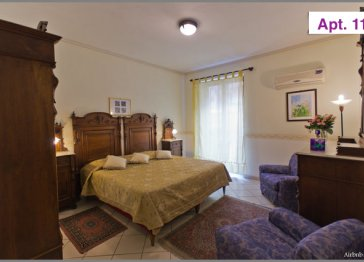 Elegant Apartment in the Historical Center of Palermo