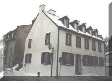 Maison Historique James Thompson