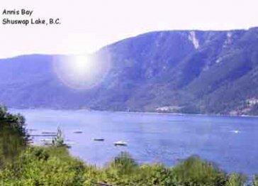 Annis Bay Vacation Home Shuswap Lake