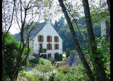 Le Heron riverside gite in Brittany