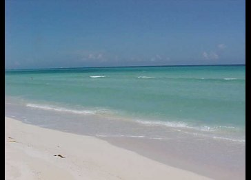 Best Beach on the Riviera Maya