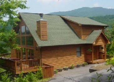 A Window to Paradise - Gatlinburg Cabin