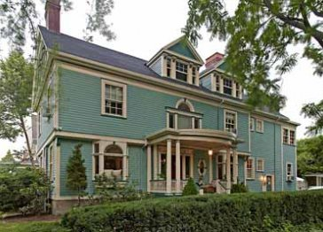 The Edward Harris House Inn