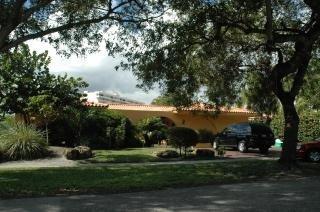 Beautiful Waterfront Spanish Villa in Miami!