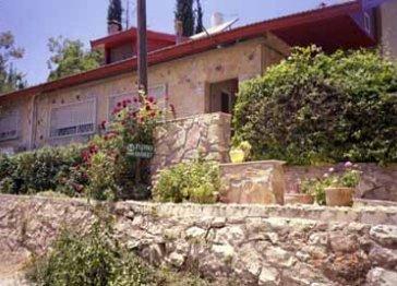 Ilana's apartment near Jerusalem