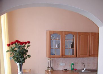 Desyatinnaya Street 1-bedroom apartment