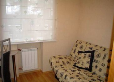 High standard 3 rooms apartment in the very centre of Minsk