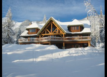 Vagabond Lodge at Kicking Horse Mountain Resort