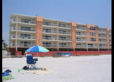 My Indian Shores Beach Family Resort Vacation Condo Rental