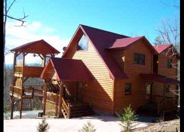 #1 My Mountain Luxury Cabin Rentals