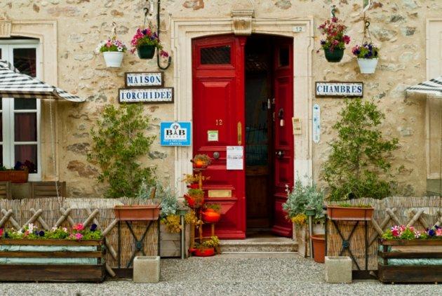 Maison L'Orchidee Saint Hilaire Near Carcassonne france