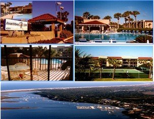 Beachfront Resort - 2 Pools (1 heated) - Tennis - Beach Access
