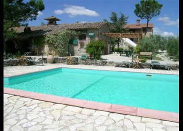 ANCIENT SECLUDED STONE VILLA UP 12+6 PEOPLES - WITH POOL