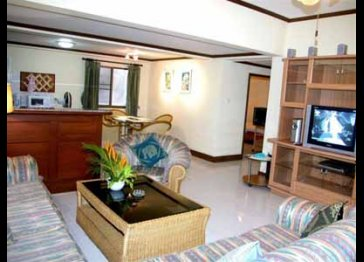 2 bedroom deluxe apartment - 150 m to Beach - Patong - Phuket