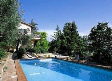 LA PERGOLA casa-vacanze Assisi Italia