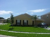 Luxury 3 bed/3 bath villa with large pool and spa close to Disney