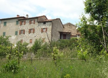 Charming traditiona stone villa with panorama