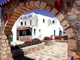 Blue Beach Villas Apartments Chania Crete Greece