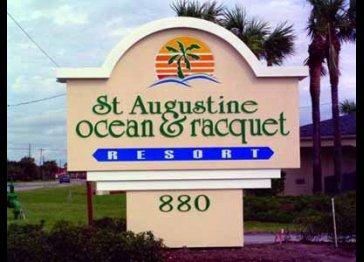 ST AUGUSTINE BEACH OCEANFRONT RESORT