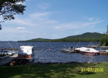 Moosehead Lake Chalet Vacation Rental