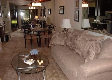 Palm Springs Villas 2 $60 to $90 per night, Condo 2