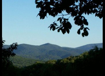 Blue Ridge Cabin - Bears Den Luxury Vacation Cabin Rental