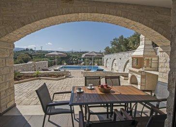 Villa Semeli in Asteri Crete
