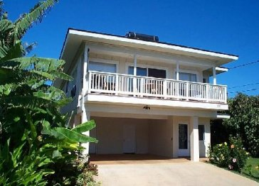 Ocean View Vacation Home at Poipu Beach, Kauai