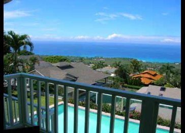 Luxury Home, Best Views in Kona! Pool.