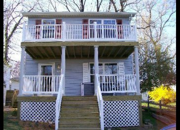 Bay View Cottage Just 1 hour from DC