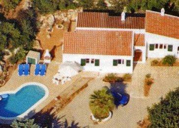 Menorca Holiday Villa with Private Pool.
