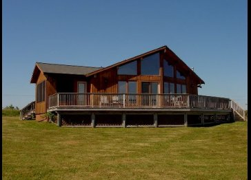 Seascape Chalet Luxury Vacation Home