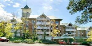 Pennanat Hills Waldorf Apartment Hotel
