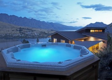 Spaview Luxury Villa Queenstown New Zealand