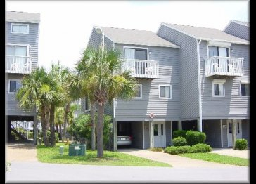Beach town home (Gulf of Mexico) Cape San Blas