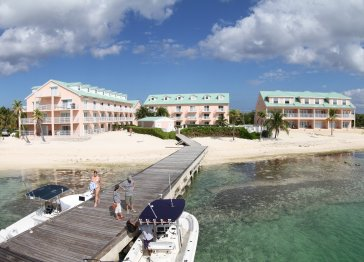 Carib Sands Beach Resort - Cayman Brac, BWI