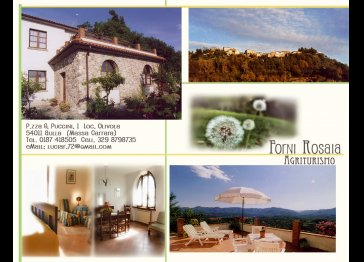 A friendly, comfortable retreat in Tuscany near Cinque Terre