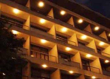 Hotel De' Moc, budget 3 stars hotel in Bangkok.