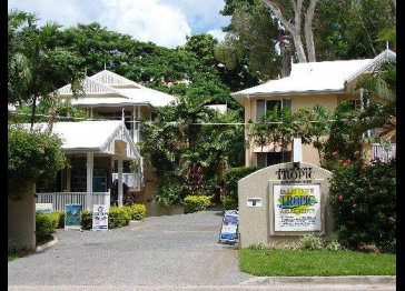 Palm Cove Tropic Apartments