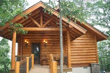 An Enchanting Evening - A Lxury Log Cabin Getaway