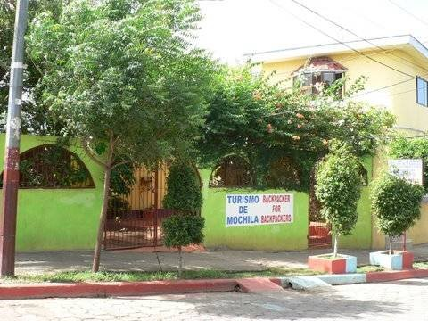 Nicaragua Guest House propery