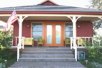 Jimtown House In Alexander Valley
