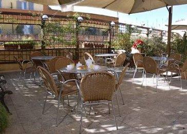 Hotel Rome Des Artistes