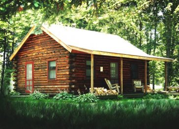 Birch Meadow Luxury Log Cabins