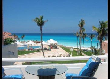 Cancun Oceanfront Villa